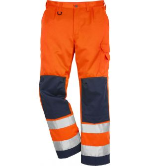Fristads High vis Trousers cl 2 2001 TH