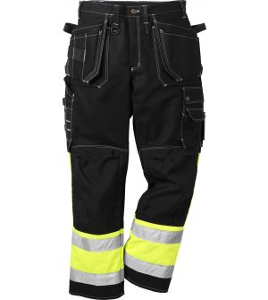 Fristads High vis craftsman Trousers cl 1 247 FAS