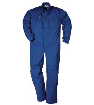 Cotton coverall 880 FAS - ROYAL BLUE-L