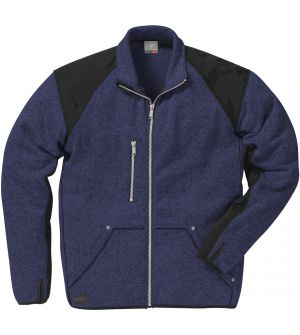 Fleece sweat jacket 7451 PRKN