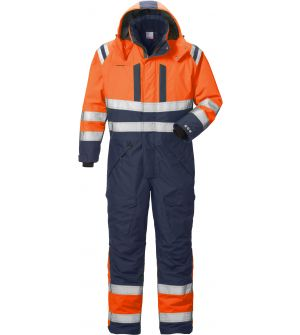 High vis Airtech? winter coverall cl 3 8015 GTT