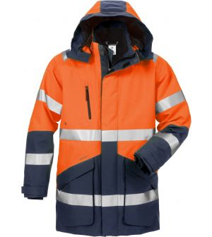 High vis GORE-TEX? winter parka cl 3 4989 GXB