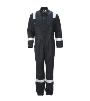 ARR215G NOMEX  COVERALL WITH REFLECTIVE ARR-4966