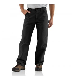 """EB011 CARHARTT WASHED DUCK WORK PANT 30"""" SHORT"""