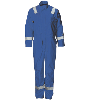 LFM1125RIGG LIGHTWEIGHT RIGGMASTER COVERALL-ROYAL BLUE-42
